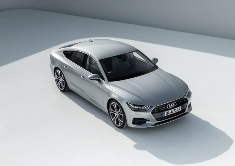 "Audi A7 Sportback zostało ""World Luxury Car"""